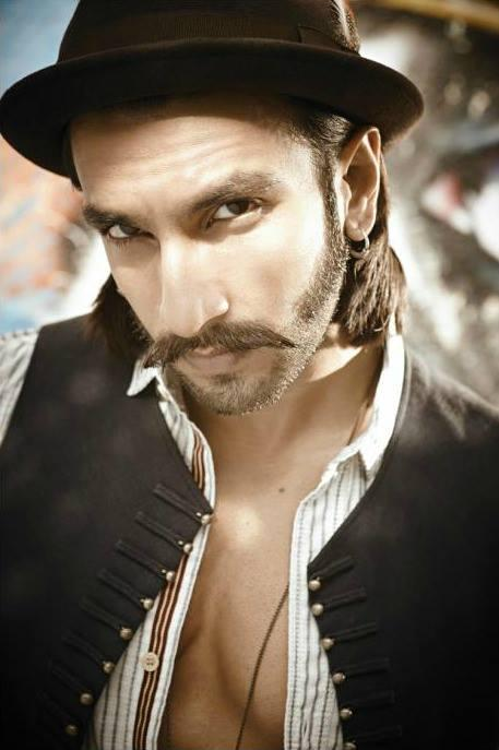 Ranveer Singh Hot Look Photo Shoot For People Magazine July 2013