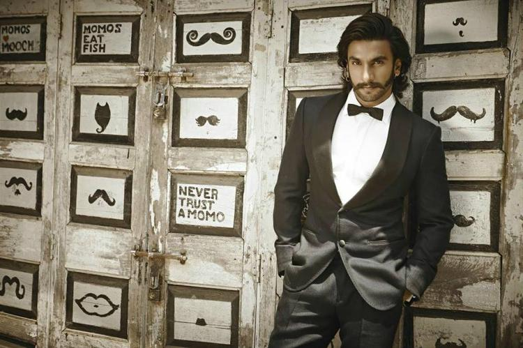 Ranveer Singh In Suits Dapper Look Photo Shoot For People Magazine July 2013