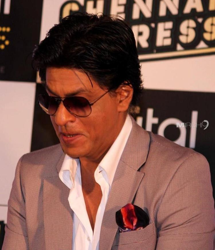 SRK Unveils Chennai Express Disney Game Free For Android