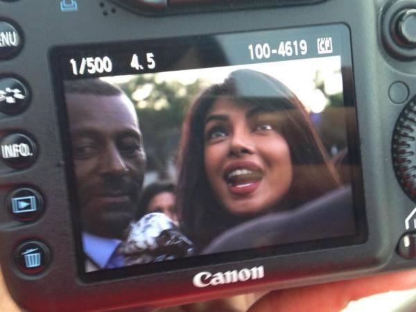 Priyanka Chopra Nice Look Photo Still At California