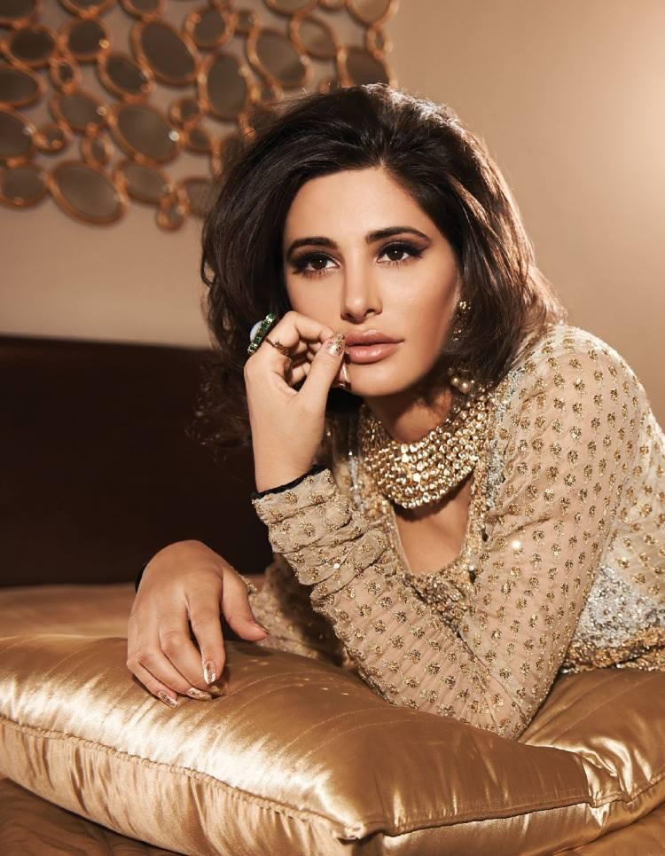 Nargis Fakhri Cool Nice Look Photo Shoot For Hi Blitz India August 2013