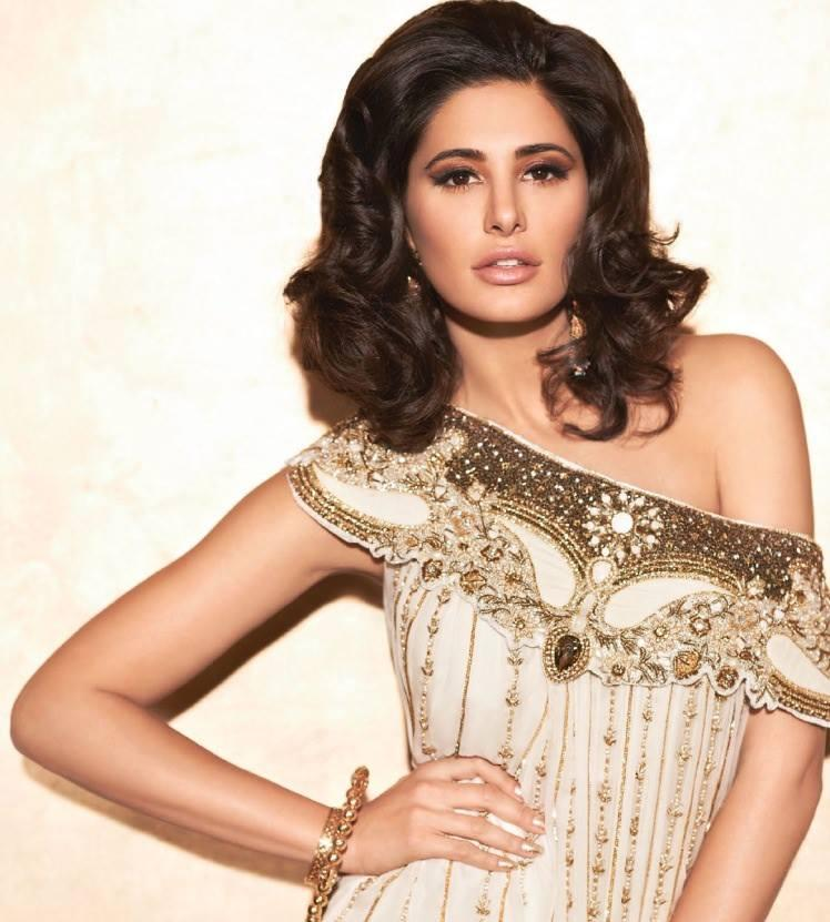Nargis Fakhri Dazzling Nice Look Photo Shoot For Hi Blitz India August 2013