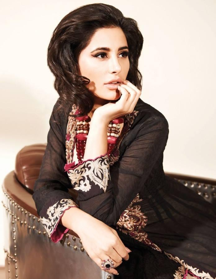 Nargis Fakhri Glamour Look Photo Shoot For Hi Blitz India August 2013