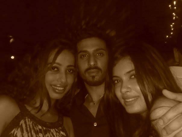 Diana Penty And Harsha Sagar Latest Still With A Friend