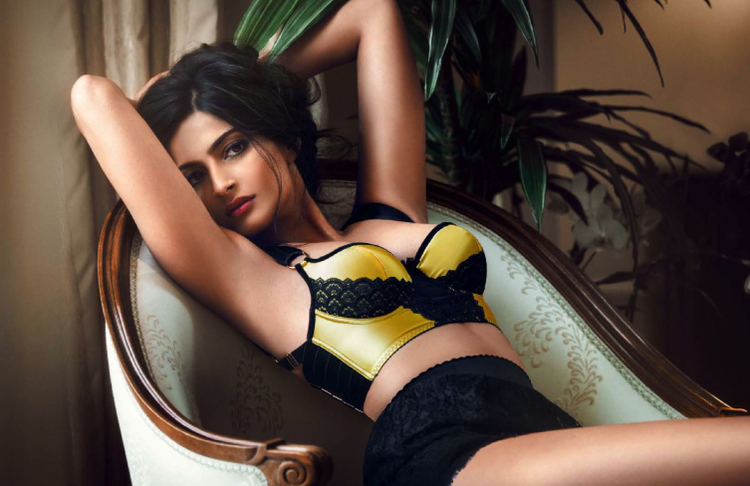 Sonam Kapoor Exemplifies Glamour Hot Look For GQ India August 2013 Issue
