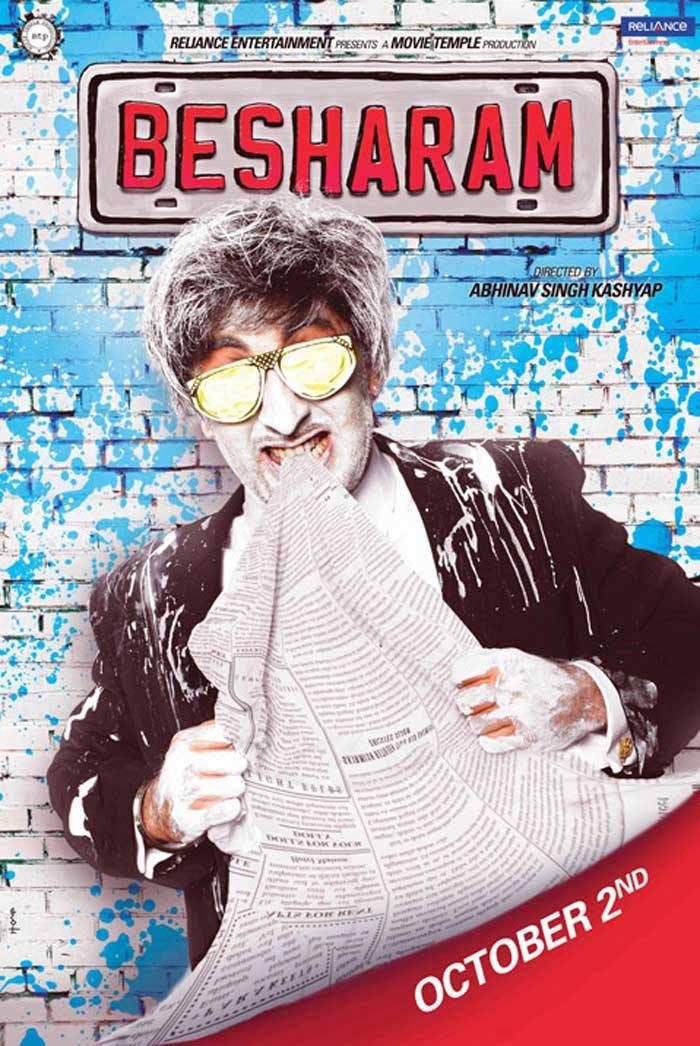 Besharam Starring The Naughty Ranbir Kapoor