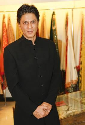 SRK Handsome Look During The Promotion Of Chennai Express At Dubai