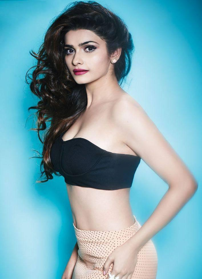 Prachi Desai Exclusive Spicy Look Photo Shoot For FHM India Magazine August 2013 Issue