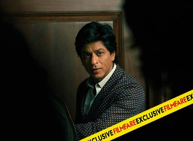 SRK Glamour Look On The Sets Of Filmfare Magazine August 2013 Issue Photo Shoot