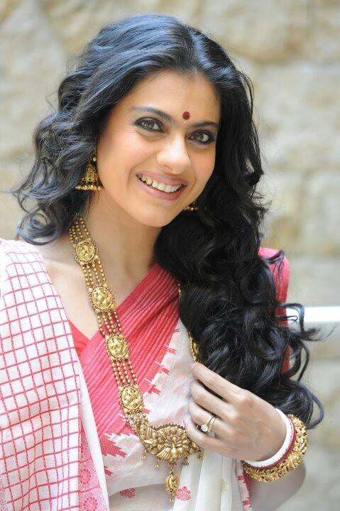 Kajol Devgan Shoot For Her Bengali Connection On Saptami