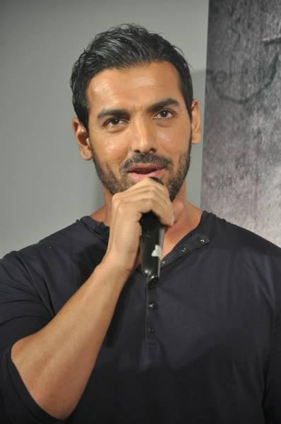 John Abraham Speaks During The Madras Cafe Tamil Press Meet