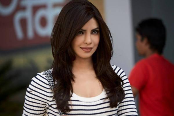 Priyanka Chopra Fresh And Sweet Look Pic In New Upcoming Flick Krrish 3
