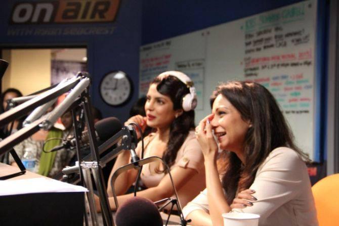 Priyanka Chopra Present In 1027kiis FM At LA