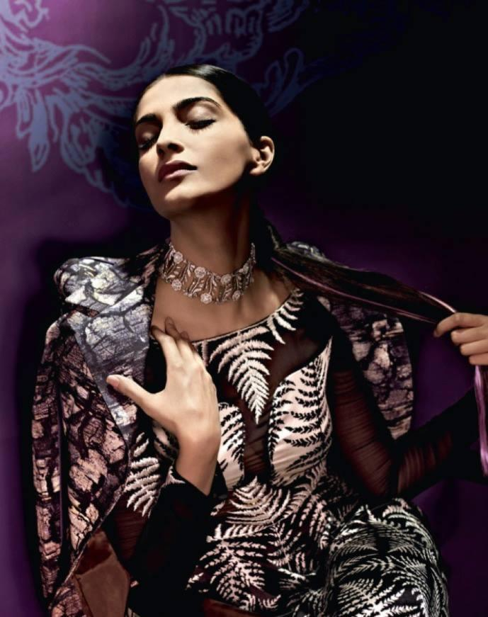 Sonam Kapoor Hot Sizzling Look Shoot For Femina Magazine August 2013