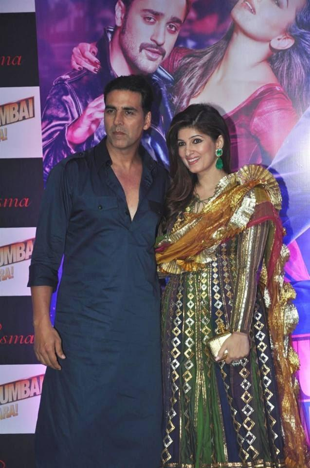 Good Couple Twinkle And Akshay At Ekta Kapoor's Iftar Party For