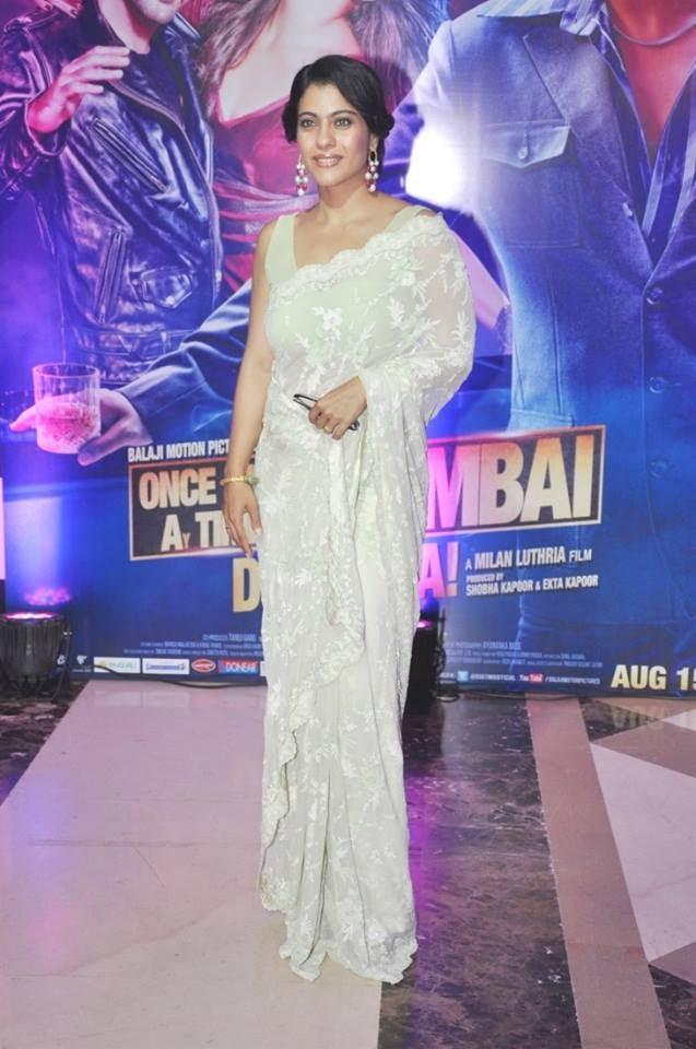 Kajol In Shehla Khan At Ekta Kapoor's Iftar Party