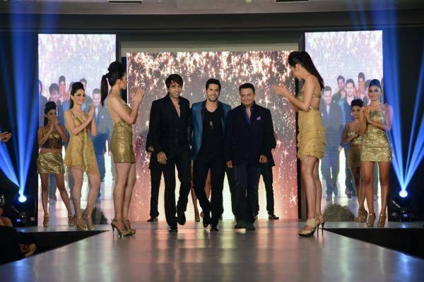 Varun Dhawan Unveils Well Zone's Pumpstart In Mumbai