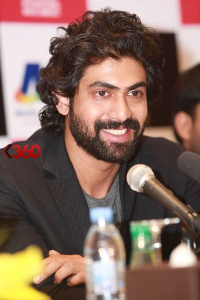 Rana Daggubati Cute Handsome Look At 2nd Edition Of SIIMA Awards Press Conference 2013