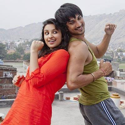 Parineeti And Sushant Dance Still From Shuddh Desi Romance Movie