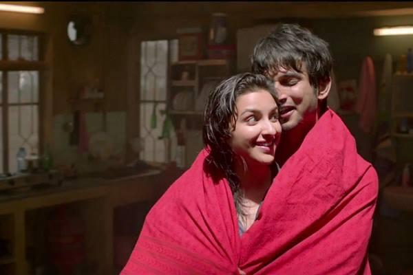 Parineeti And Sushant Hot Look From Shuddh Desi Romance Movie