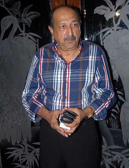 Tinu Anand Attend The Phata Poster Nikla Hero Completion Bash