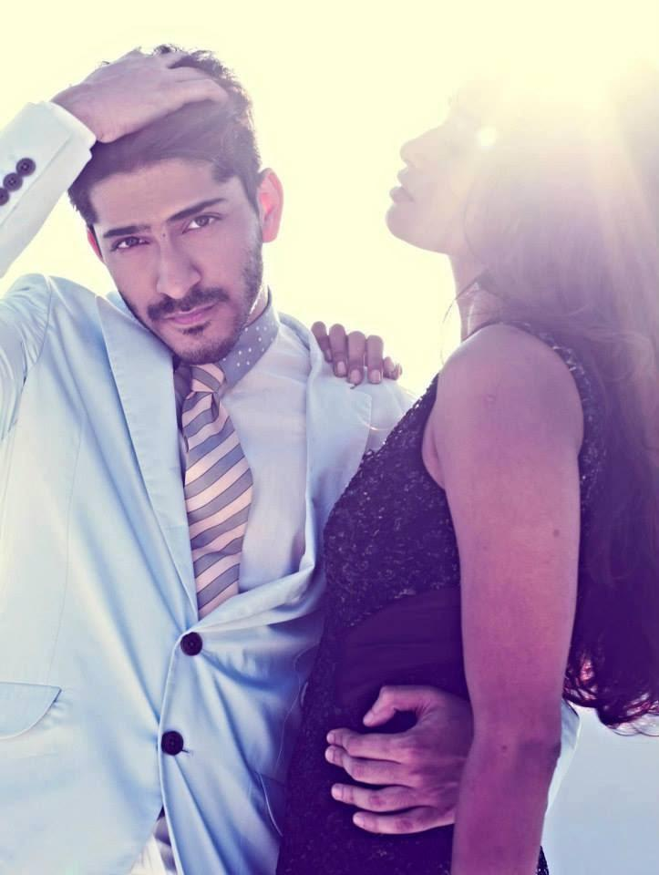 Harshvardhan Kapoor Stunning Pose Photo Shoot