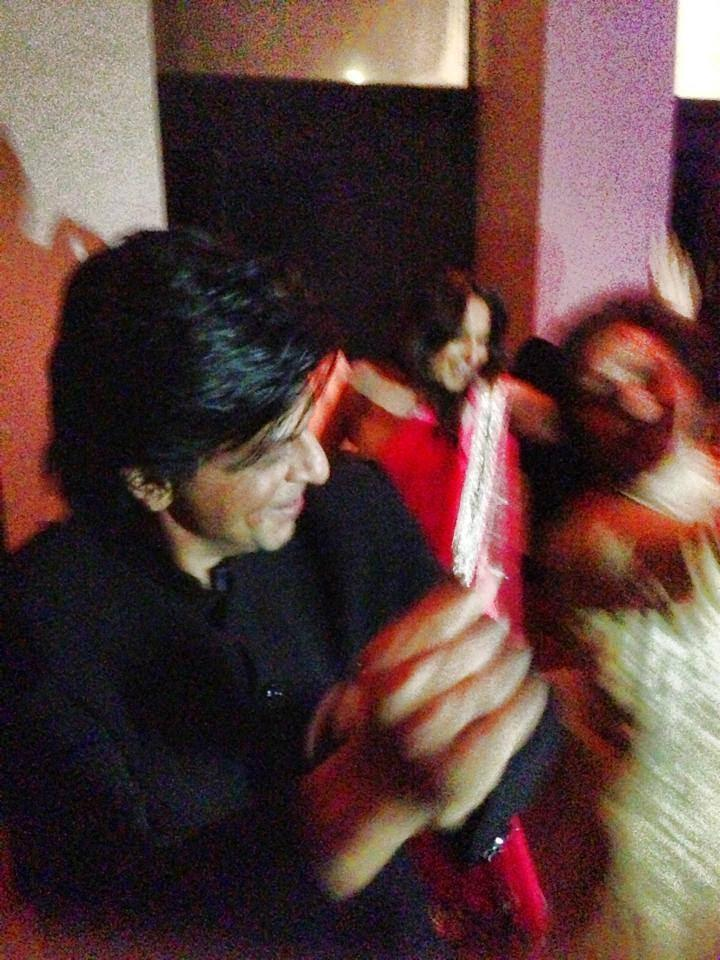 Shahrukh Khan Celebrating His Film Success Bash And Eid Also