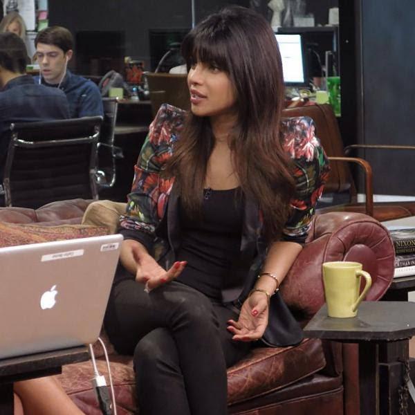 Priyanka Chopra Posed For Camera In Lasvegas