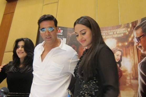 Star Cast Promoting Their Upcoming Flick OUATIMD In Dubai At Oberoi Hotel