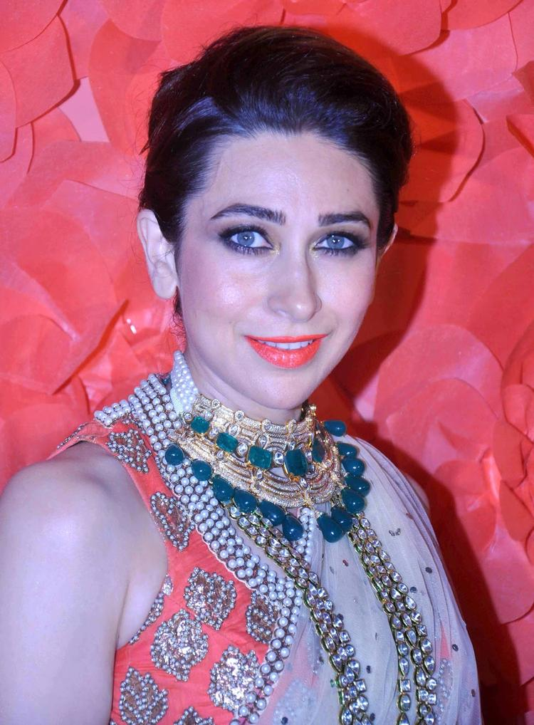 Karisma At Maheka Mirpuri For Ghanasingh Be True Show