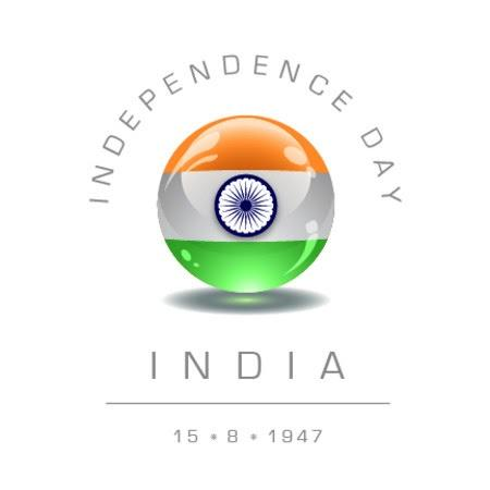 Tricolor Flag Beautiful Independence Day Wallpaper