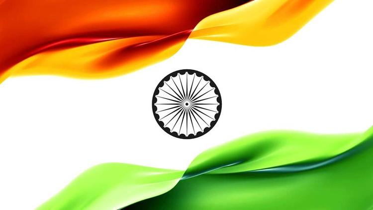 Wonderful Indian Flag Picture For Independence Day