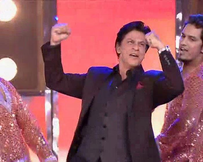 Shahrukh Khan Dance At The Saath Hain Hum Uttarakhand Event