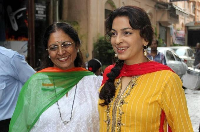 Juhi Chawla Celebrated Independence Day In A Special Way