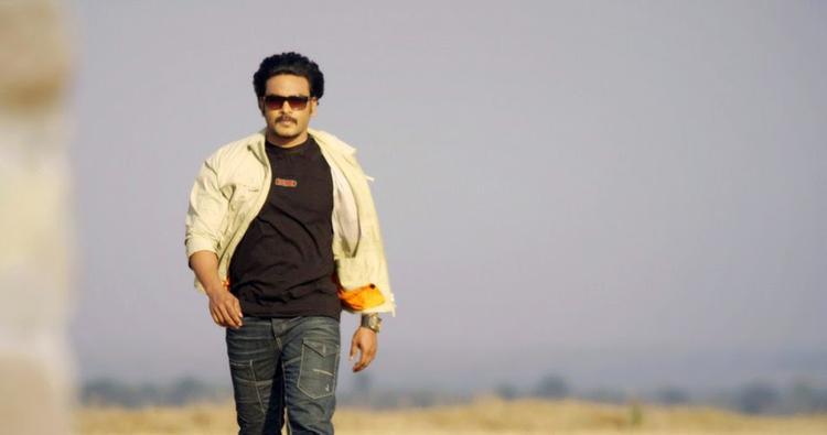 Rahul Venkat  Looking Very Handsome In Alias Janaki Movie