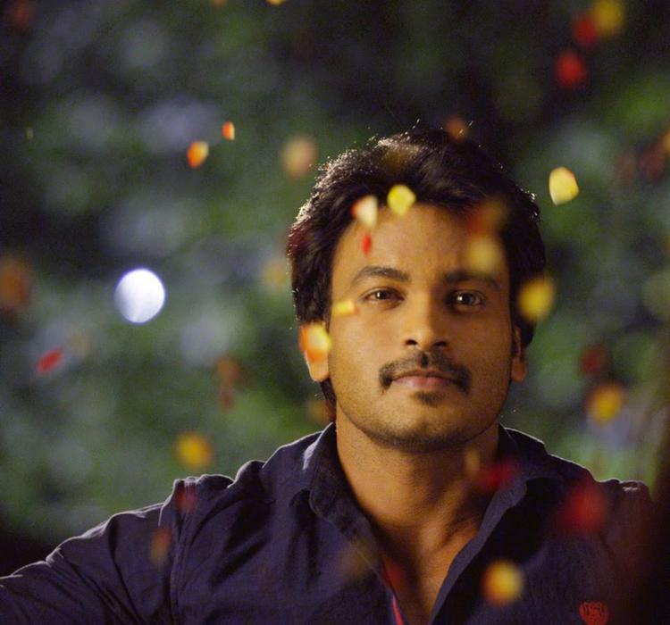 Rahul Venkat Sweet Look Still From The Movie Alias Janaki