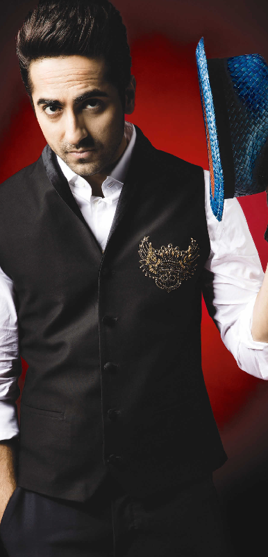 Ayushmann Dashing Look Photo Shoot For Man Magazine Aug 2013