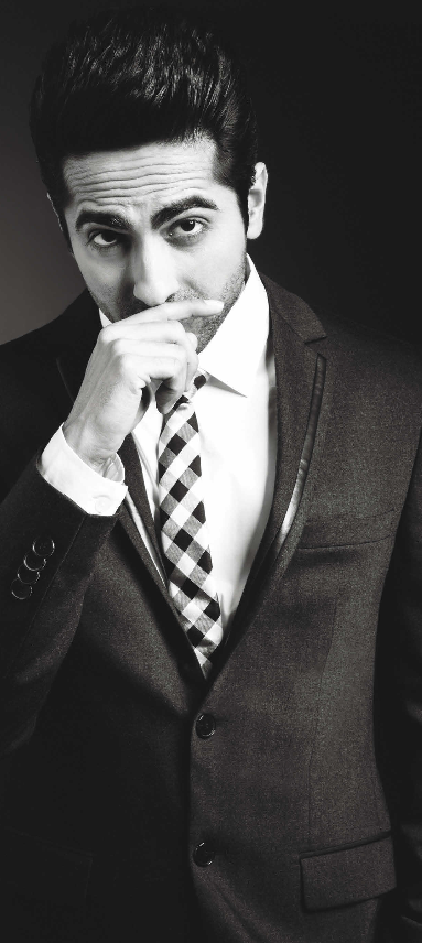 Ayushmann Khurrana Fresh Look Photo Shoot For Man Magazine 2013 Issue
