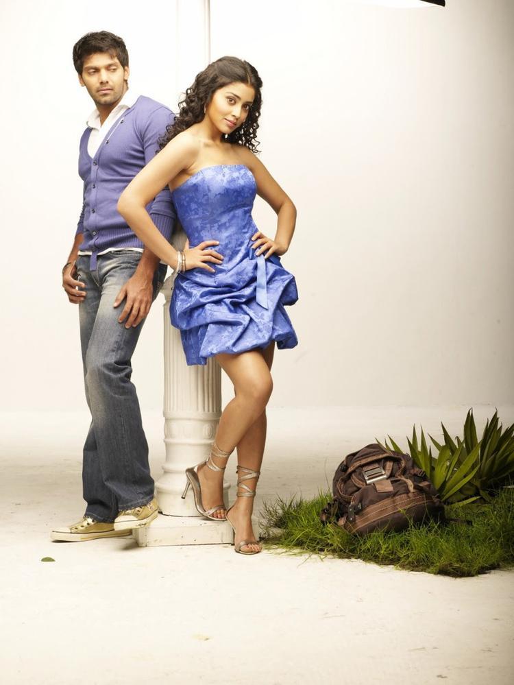 Arya And Shriya Saran Latest Stylist Fresh Look Photo Shoot For Love To Love Movie