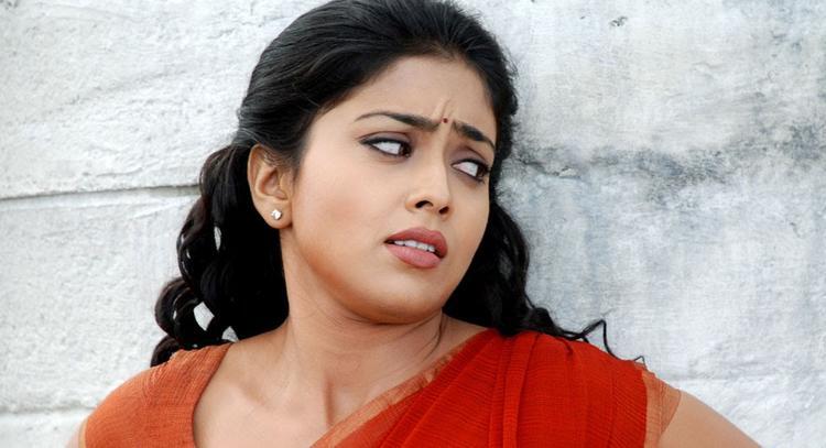 Shriya Saran Fear Look Still In Movie Love To Love
