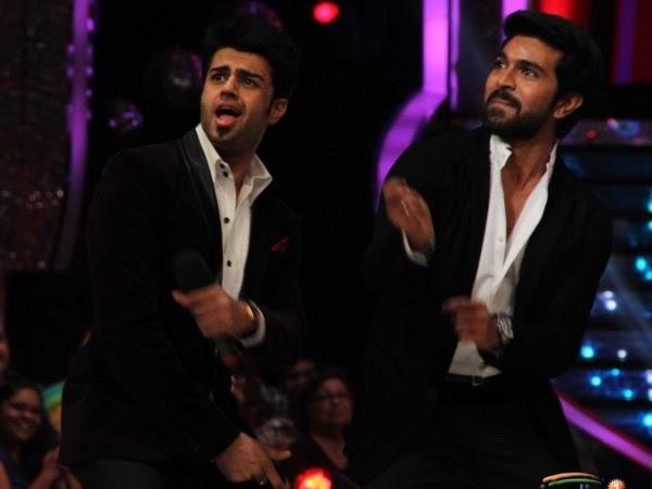 Manish And Ram Charan Cool Danced During The Promotion Of Zanjeer On The Sets Of Jhalak Dikhhla Jaa 6