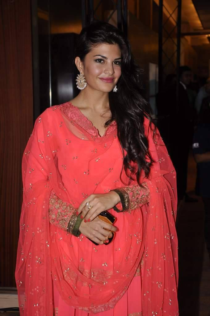 Jacqueline At Grand Opening Of LFW Hosted By Manish
