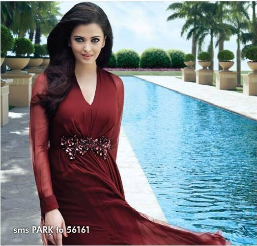Aishwarya Rai Bachchan Looking Gorgeous For Lodha The Park Photo Shoot