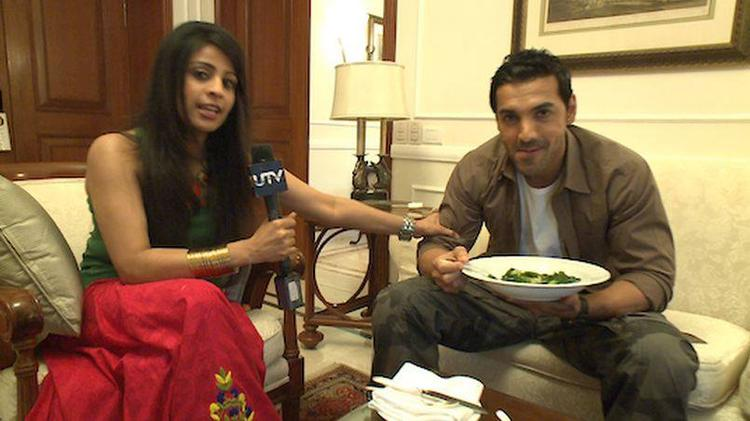 A Day In The Life Of John Abraham With Indiatimes