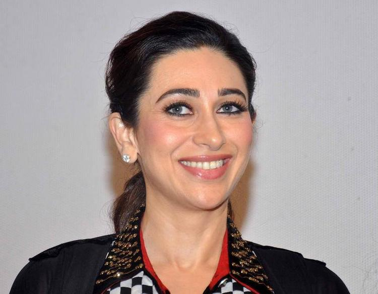 Karisma Kapoor Spotted At My Yummy Mummy Guide Launch Event