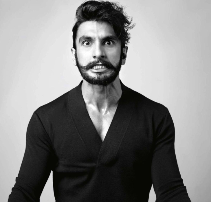 Ranveer Singh Featured For GQ Magazine September 2013 Issue