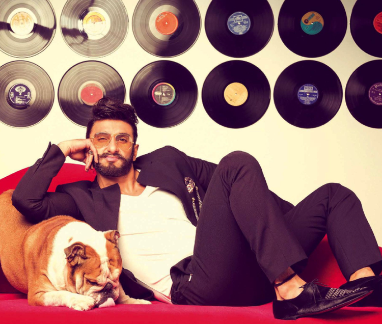Ranveer Singh Hot Look For GQ Magazine September 2013 Issue