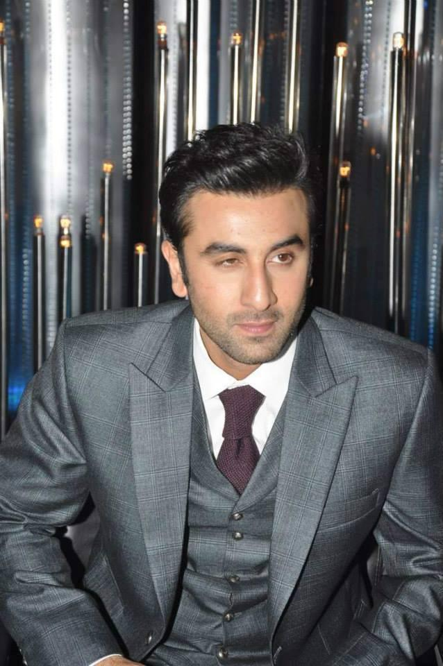 Ranbir Kapoor Dappers Look On The Sets Of Jhalak Dikhla Jaa 6 During The Promotion Of Besharam