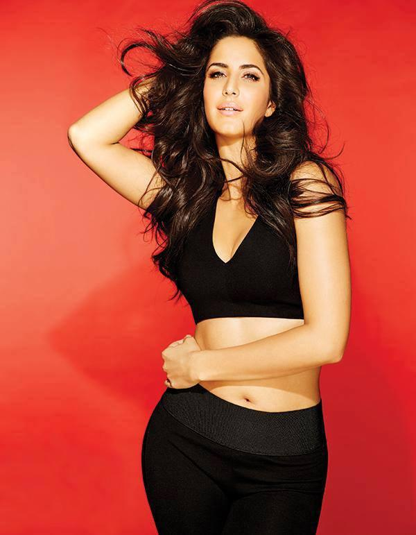 Katrina Kaif FHM Magazine September 2013 Issue Spicy Pic