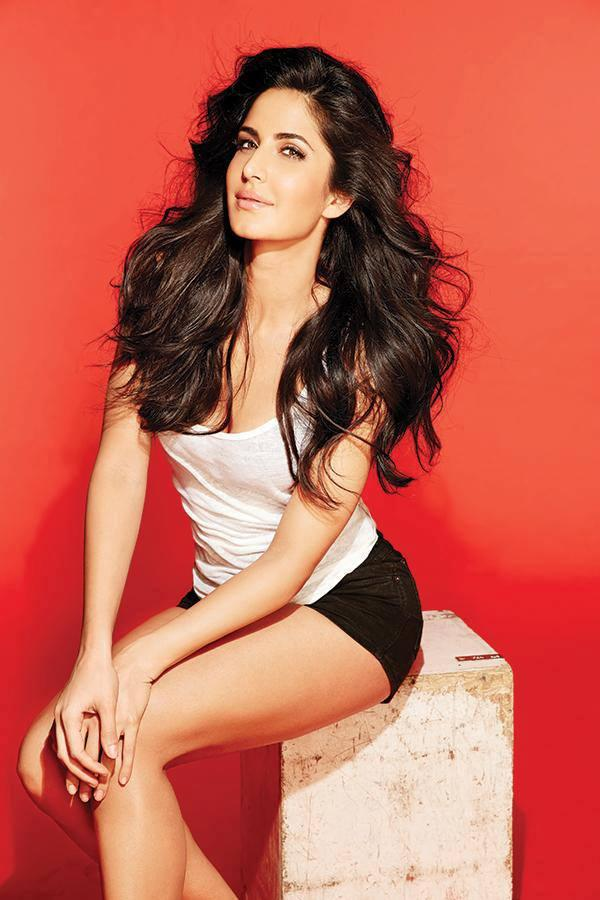 Katrina Kaif Glamour Look Photo Shoot For FHM Magazine September 2013 Issue